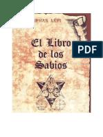 El Libro de Los Sabios - Eliphas Levi