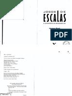 BENSÁ, A. Da Micro-história a Uma Antropologia Crítica.