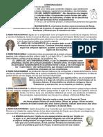 LITERATURA CLÁSICA Resumen Cientifico