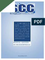 MANUAL DE GESTION EMPRESARIAL SCC Capacitaciones.pdf