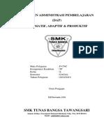 1. Sampul & Daftar DAP Siapp