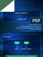 Biología de Ciencia