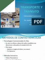 Transportes Clase 03 Conteos