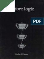 Before Logic 1