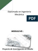 5to Módulo - Proyecto de diseño Mecánico.pdf