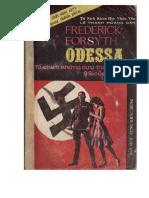 Odessa Tổ Chức Những Cựu Thành Viên SS Của Hitler - Frederick Forsyth
