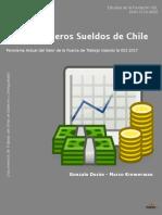 Los verdaderos sueldos de Chile (2017) - Durán & Kremerman