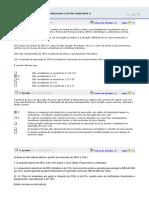 Contabilidade e Gesto Tributria II 10 Simulados