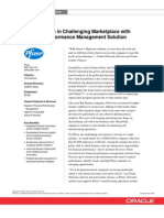 Pfizer Industry Case Study