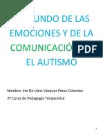El Mundo Emocional en El Autismo