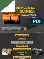 Diseno de Planta Quimica Presentacion 1