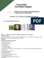 3. Genomica