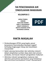 PPT Kelompok 3 - PENILAIAN PENCEMARAN AIR.pptx