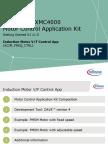 Infineon-Motor Control Application Kit Getting Started-GS-V02 00-En