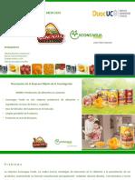Presentacion Examen Investigacion de Mercado