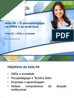 Psicopedagogia funcional II