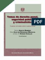 Derecho penal 4 Jornadas Justicia Penal