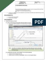 Lab11 - Fundamentos de Macros en Excel Asdasdasdsad