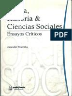 Andres Lira, Teoría, historia y ciencias sociales.