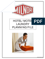 Hotel & Motel Laundry Plant Design(1)