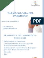 Clase 6 Antiparkinsonianos
