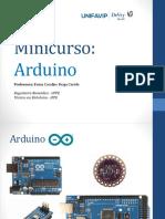 Slide Minicurso Arduino
