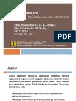 Informasi Umum Distance Learning SDM Konstruksi