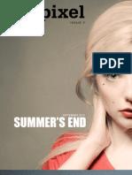 7 - Summer's End