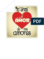 Amores Frases