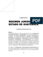 regimen Juridico de Guatemala.