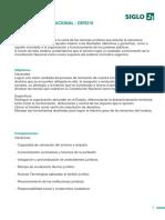 Programa Materia CONSTITUCIONAL