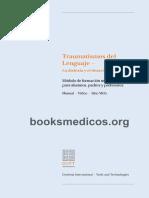Traumatismos Del Lenguaje La Dislexia y El Desarraigo Cultural_booksmedicos.org