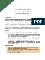 Peraturan Tentang Tata Tertib Lingkungan
