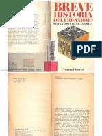 181. Breve Historia Del Urbanismo - Fernando Chueca Goitia