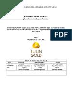 Proyecto Tulin Gold Co Sac