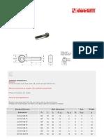Brd.klee-Datablad DIN 444
