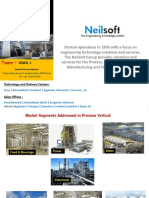 Neilsoft Offerings to the Process Industries