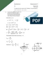 HW7 Solutions ENGS 33