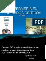 13 - Enfermeria en Cuidados Criticos Clase i