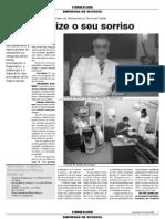 Ortopovoa - jornal 1.º Janeiro - Abril 09