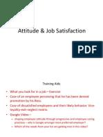 Attitude, Values 2018