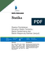 Modul Statika [TM3]