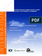 CCAP India Report