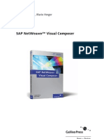 Sappress NetWeaver Visual Composer