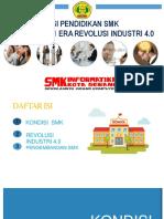 Transformasi SMK Di era Revolusi Industri 4.0.pptx