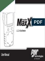 GasAlertMaxXT II User Manual 129541_EN_B.pdf