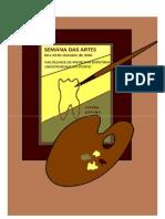 Poster Semana das Artes FMDUP - 2010