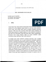 Ankaray Projesi Geoteknik Uygulamalar PDF