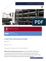 Www Amerpipe Com Steel Pipe Products Carbon Pipe a106 a106 Specifications