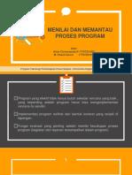6. Menilai dan monitoring proses program PPT.pptx